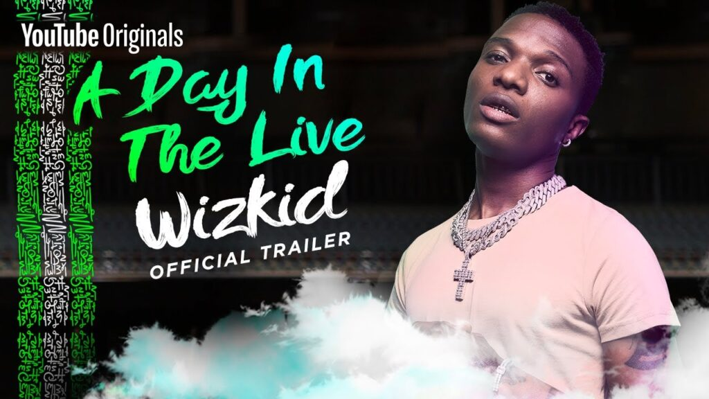 STREAM LIVE: A Day In Live With WIZKID (Watch Now)
