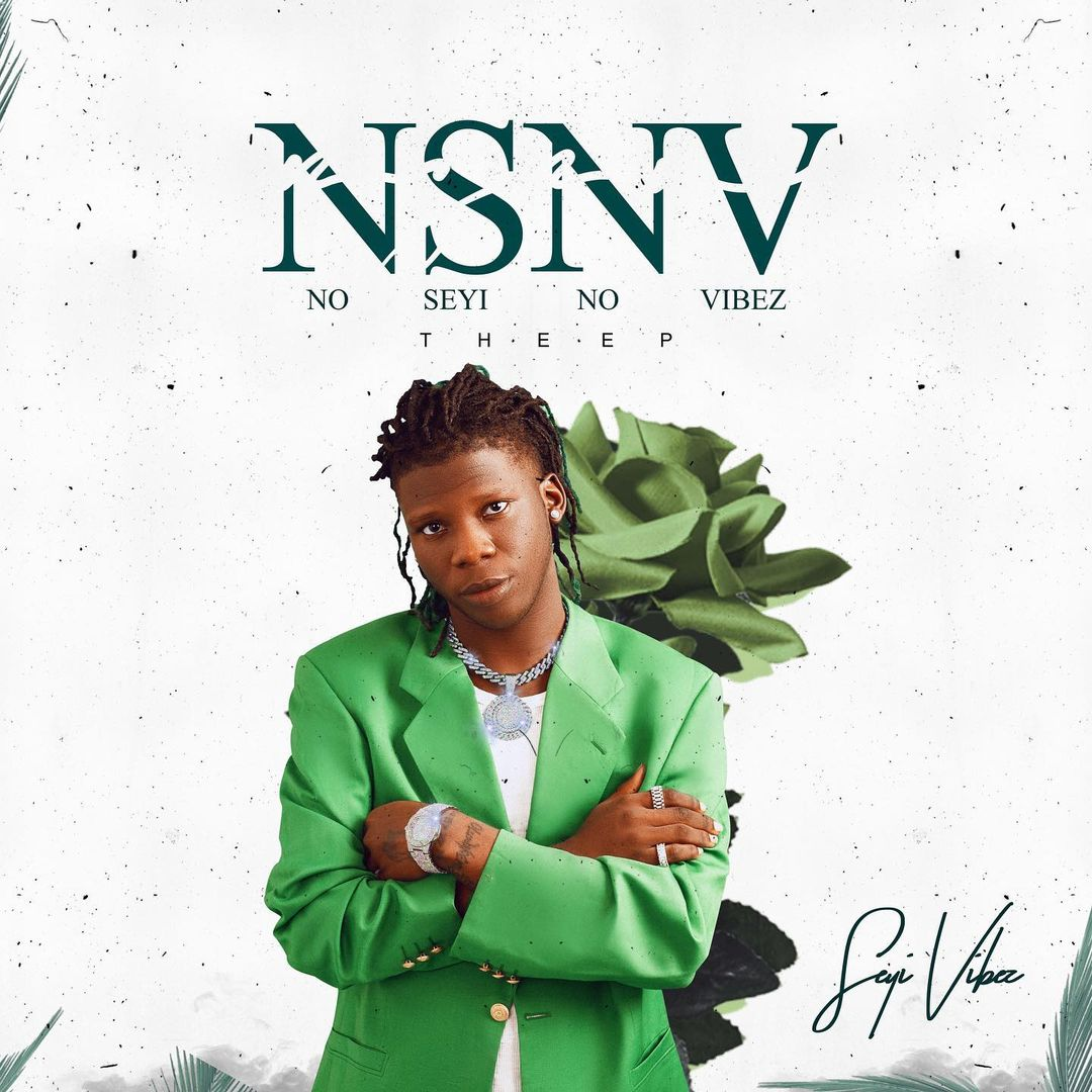 Seyi Vibez – NSNV (Album)