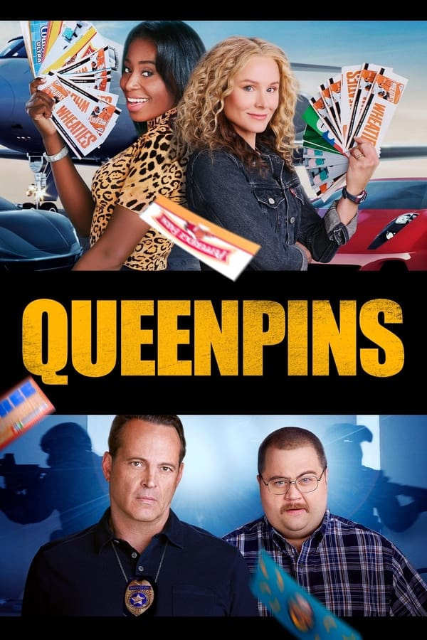 Queenpins (2021) [Hollywood Movie]