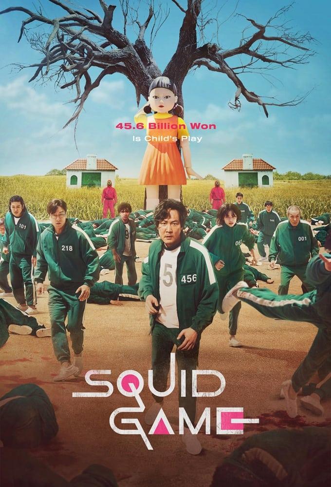 Squid Game S01 (Complete) [Korean Drama]